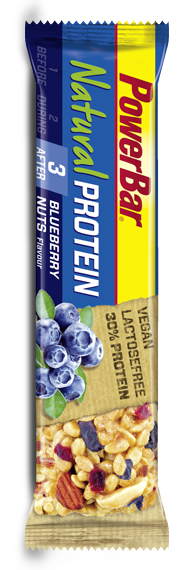 PowerBar Riegel Natural Protein