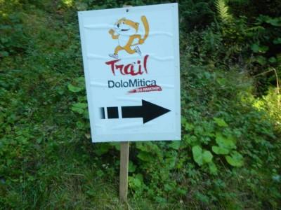 Trail Dolomitica Ecotrail 2016