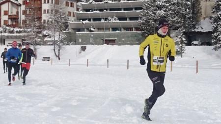 Swiss Snow Walw & Run 2016