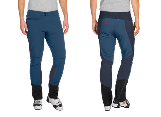 Testbericht: Vaude Men's Larice Light Pants